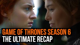 Our Ultimate Game of Thrones Season 6 recap is here. So while Game of Thrones season 6 is over think of this as way to look back and remember your favorite ...