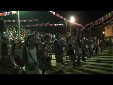 Quadrilha no Bairro Boa vista escola estadual 2012 Matipo