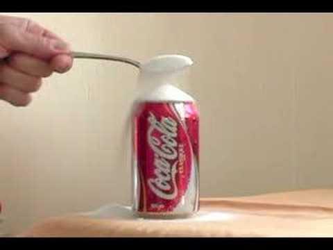 你知道一罐可樂到底有多少糖嗎?