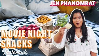 Movie Night Snacks | Good Times with Jen by Tastemade