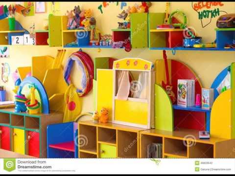 Nursery School Furniture and Equipment Ideas