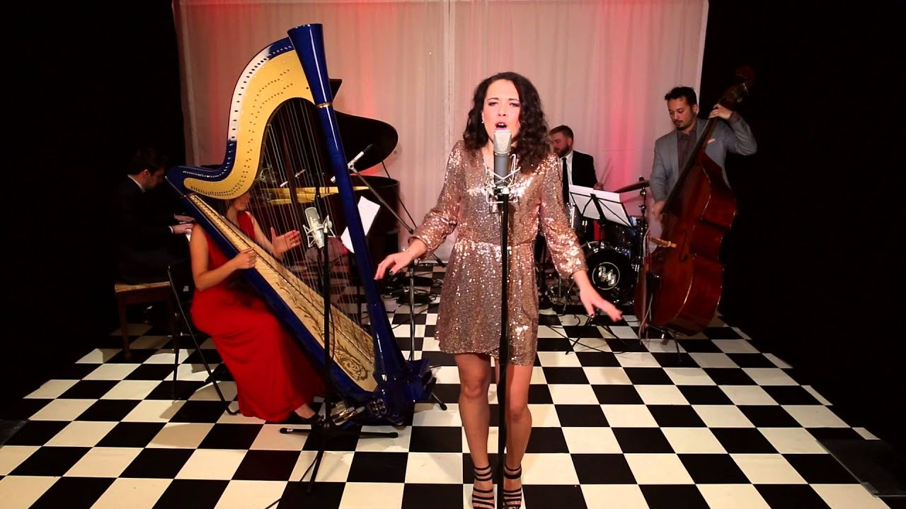 """Time After Time"" Sung By 14 Year Old Caroline Baran – Postmodern Jukebox"