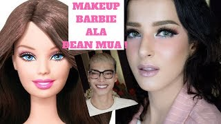 Video RAHASIA MAKEUP MUA HITS ! barbie look MP3, 3GP, MP4, WEBM, AVI, FLV Desember 2018