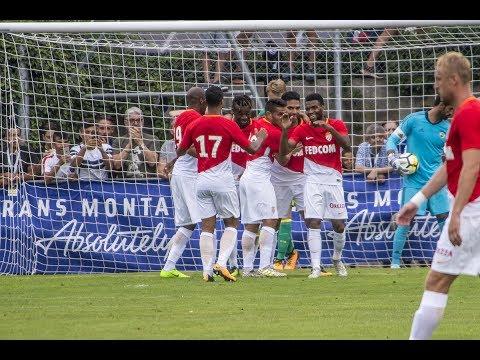Le but de Lemar contre Fenerbahce en vidéo ! - AS MONACO