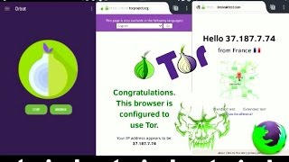 Tor is available for Android by installing a package named Orbot.Orbot is an application that allows mobile phone users to access the web, instant messaging and email without being monitored or blocked by their mobile internet service provider. Orbot brings the features and functionality of Tor to the Android mobile operating system.Orbot contains Tor and libevent. Orbot provides a local HTTP proxy and the standard SOCKS4A/SOCKS5 proxy interfaces into the Tor network. Orbot has the ability to transparently torify all of the TCP traffic on your Android device when it has the correct permissions and system libraries.Comment if you have any QuestionsHit Like and Subscribe for more videosLike on fb - facebook.com/thehackerstuffMusic Info - Desmeon - Hellcat [NCS Release]Uploaded By - TheHackerStuff