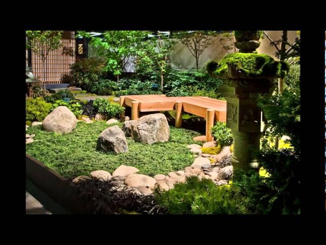 Japanese Indoor Garden Design Inspiration