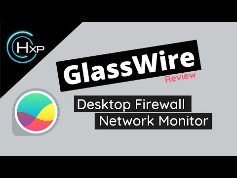 GlassWire - Know where your computer connects to?
