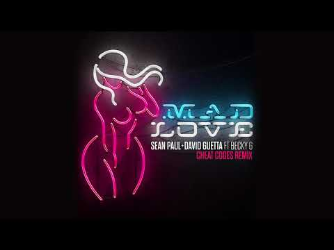 Video Sean Paul & David Guetta - Mad Love ft. Becky G (Cheat Codes Remix) [Official Audio] download in MP3, 3GP, MP4, WEBM, AVI, FLV January 2017
