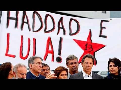 Brasilien: Lula macht Platz für seinen Vize Fernando Haddad