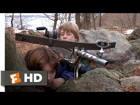 The Good Son (1/5) Movie CLIP - Homemade Crossbow (1993) HD