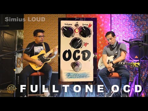 Simius LOUD - FULLTONE : OCD (OVERDRIVE/DISTORTION) E2