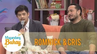 Video Magandang Buhay: Romnick and Cris share the story about how they met each other MP3, 3GP, MP4, WEBM, AVI, FLV Januari 2019