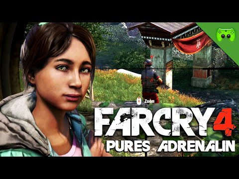 FAR CRY 4 # 12  - Pures Adrenalin «» Let's Play Far Cry 4 | HD Gameplay