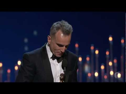 Oscars - Meryl Streep presenting Daniel Day-Lewis the Oscar® for Best Actor for his performance in