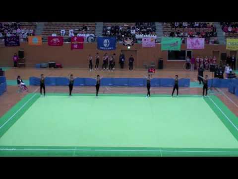 鹿児島実業のダンス
