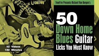 Down Home Blues by Richard Van Bergen