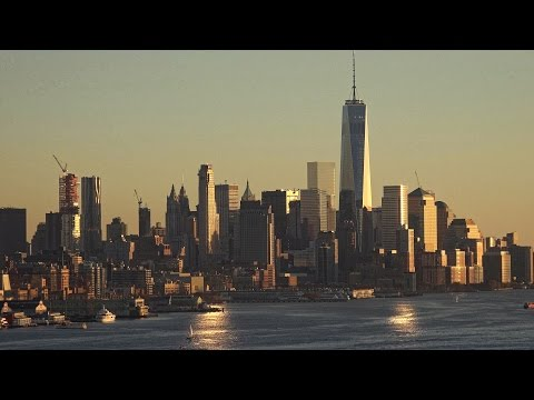 New York City Skyline in 4K (Ultra HD)