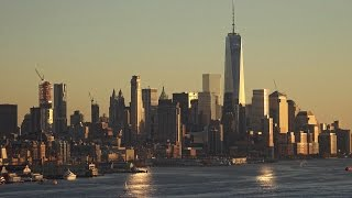 Nonton New York City Skyline in 4K (Ultra HD) Film Subtitle Indonesia Streaming Movie Download