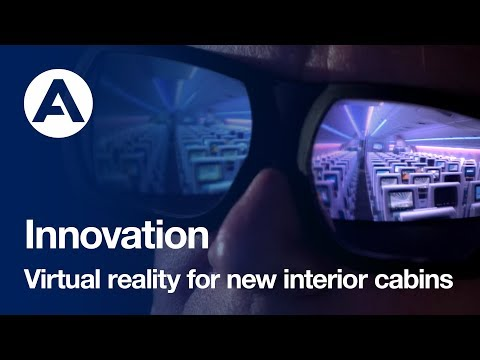 Airbus has taken the best ideas from the gaming industry, film, and its own software engineers to transform interior cabin design creation. Creating a unique cabin look is one of the most important features for an airline as it helps it distinguish it fro © Airbus