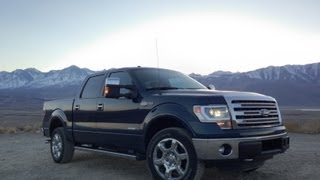 Ford F-150 Review - Auto Express