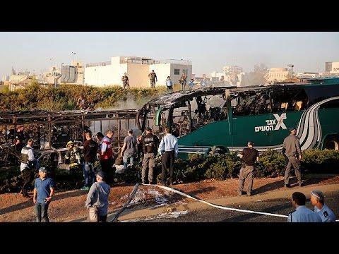 Ισραήλ: Έκρηξη σε λεωφορείο στην Ιερουσαλήμ