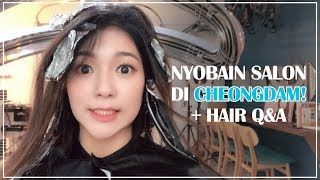 Video [Ameliyagi] KE SALON RARA:PM DI CHEONGDAM! + HAIR Q&A MP3, 3GP, MP4, WEBM, AVI, FLV Juni 2019
