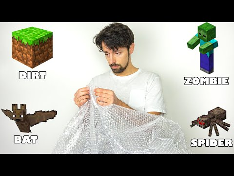 This is how the sounds of Minecraft were actually made