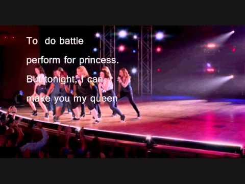 Pitch Perfect - Bellas' Finals Mashup with Lyrics!
