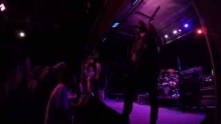 Fallujah - Carved From Stone - 8/27/14 Hawthorne Theater, Portland, OR