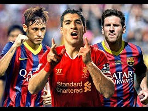 Messi ● Neymar ● Suarez - The Deadly Trio - Best Skills & Goals