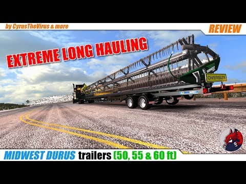 MIDWEST DURUS TRAILERS ATS 1.33.x