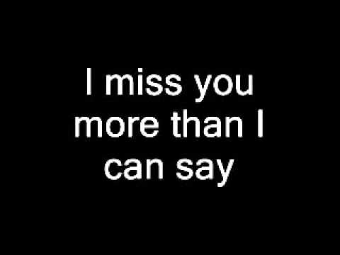 More Than I Can Say -   Leo Sayer -Lyrics