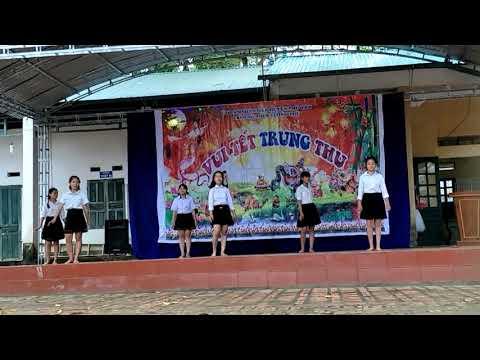 Văn nghệ Vui tết Trung Thu 2017 trường THCS Tường Phù - Phù Yên - Sơn La