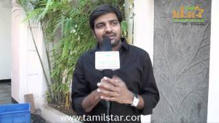 Sathish Speaks at Maan Karate Success  Meet
