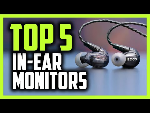 Best In-Ear Monitors in 2020 [Top 5 IEM Picks For Any Budget]