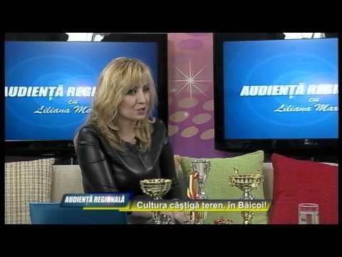Emisiunea Audiență regională – Vasilica Spiridon – 27 februarie 2015