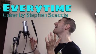 Everytime - Britney Spears (Cover by Stephen Scaccia)