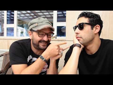 Reda Allali (Hoba Hoba Spirit) Vote pour lui, pour Ahmed Soultan