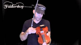 Core10 Academy Violin Review available at Fiddlershop.com