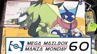 Pokémon Cards - Mega Mailbox Mania Monday #60! by The Pokémon Evolutionaries