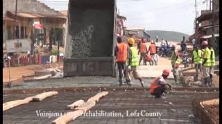 Liberia's Agenda for Transformation