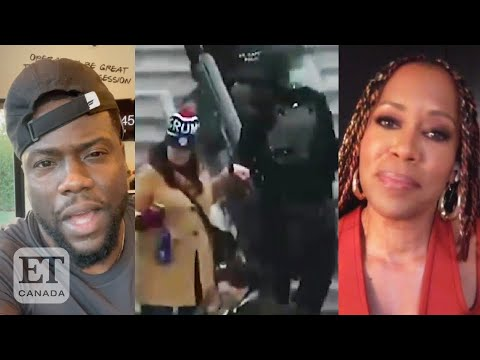 U.S. Capitol Attack Compared To BLM Protests