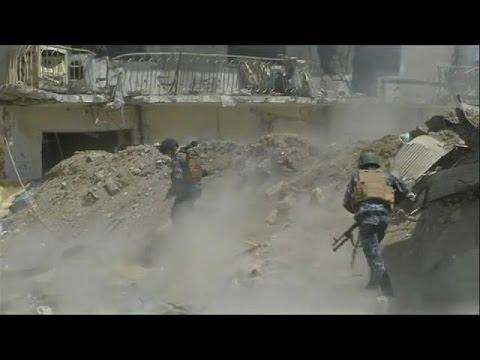 Ιράκ: Επειχείρηση στην παλιά Μοσούλη εν μέσω ανησυχιών του ΟΗΕ