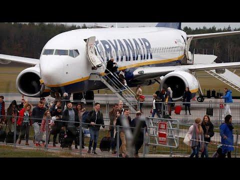 Ryanair: Gewinn im Sinkflug - deutlichere Rückgang  ...