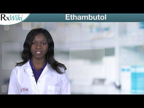 Ethambutol Treats Tuberculosis - Overview