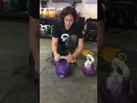 Review Kettlebell Kings New 33mm Competition Bell