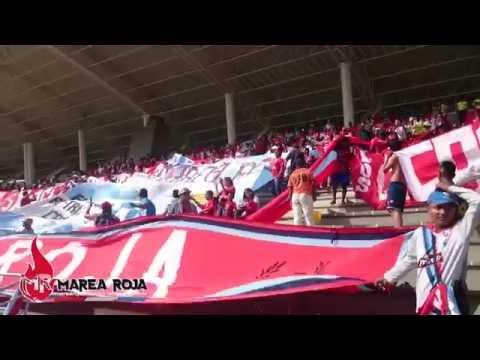 River vs El Nacional - Marea Roja - El Nacional