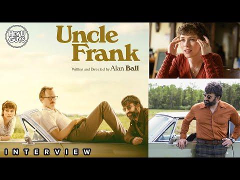 Sophia Lillis & Peter Macdissi on Amazon's Uncle Frank