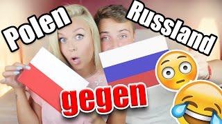 Video POLEN vs. RUSSLAND 😂 - Sprachen Challenge mit MEINEM VERLOBTEN | Dagi Bee MP3, 3GP, MP4, WEBM, AVI, FLV Agustus 2018