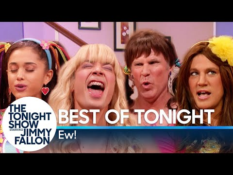 """Best of """"Ew!"""" on The Tonight Show"""